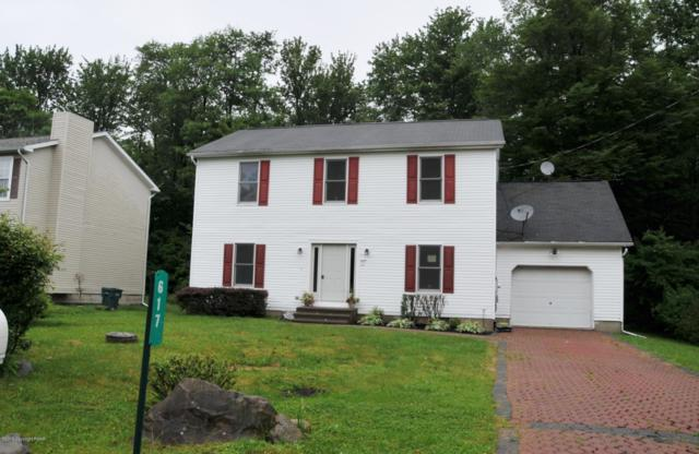617 Forest Dr, Tobyhanna, PA 18466 (MLS #PM-69223) :: Keller Williams Real Estate