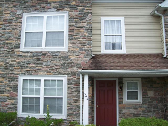 54D Lower Ridge View Circle, East Stroudsburg, PA 18301 (MLS #PM-69238) :: Keller Williams Real Estate