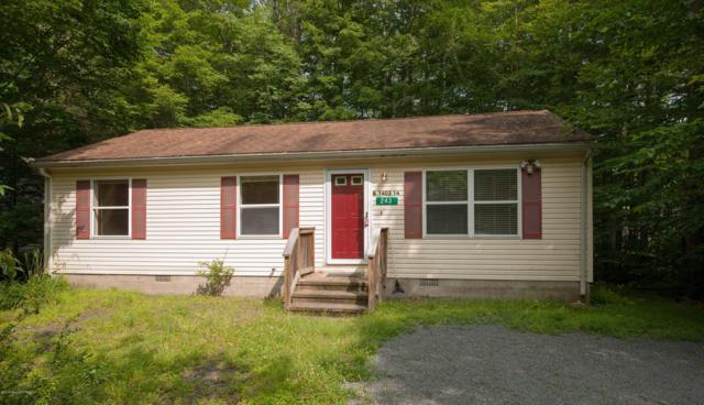 243 Paxinos Dr., Pocono Lake, PA 18347 (MLS #PM-69951) :: Keller Williams Real Estate