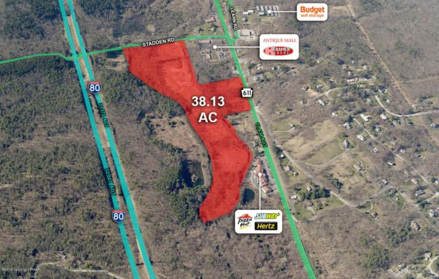 Route 611/Stadden Road, Tannersville, PA 18372 (MLS #PM-70382) :: RE/MAX of the Poconos