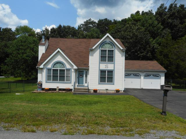 27 Huckleberry Dr, East Stroudsburg, PA 18302 (MLS #PM-70795) :: RE/MAX of the Poconos