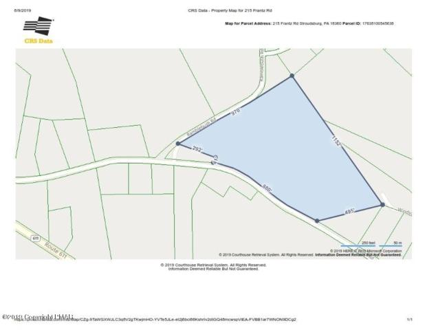 215 Frantz Rd, Stroudsburg, PA 18360 (MLS #PM-70944) :: Keller Williams Real Estate