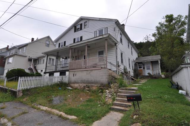 55 W High St, Nesquehoning, PA 18240 (MLS #PM-72247) :: Keller Williams Real Estate