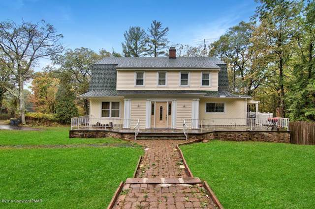 38 Summit Ave, Swiftwater, PA 18370 (MLS #PM-72808) :: Keller Williams Real Estate
