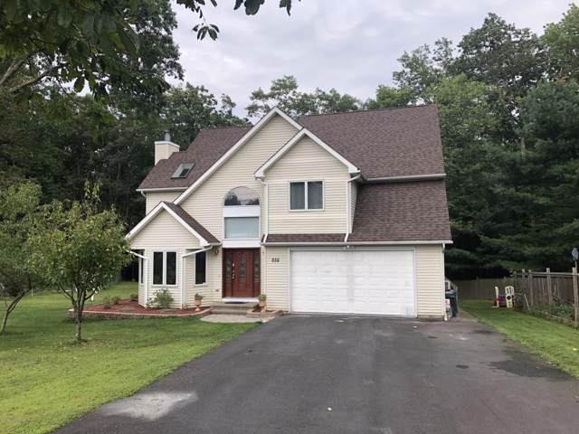 252 Mount Effort Dr, Effort, PA 18330 (MLS #PM-73303) :: Keller Williams Real Estate