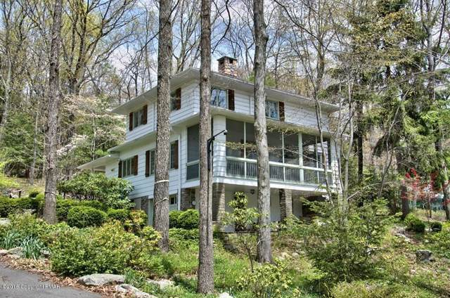 3164 Ledge Dr, Buck Hill Falls, PA 18323 (MLS #PM-73410) :: Kelly Realty Group