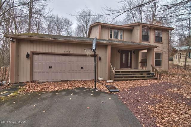 107 Violet Pl, Tobyhanna, PA 18466 (MLS #PM-74122) :: Keller Williams Real Estate