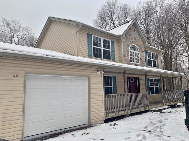 99 Piute Trl, Albrightsville, PA 18210 (#PM-74243) :: Jason Freeby Group at Keller Williams Real Estate