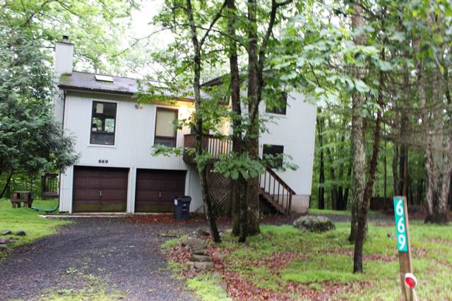 669 Clubhouse Dr, East Stroudsburg, PA 18302 (MLS #PM-74480) :: Keller Williams Real Estate