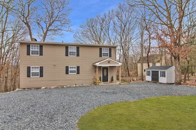552 Clubhouse Dr, East Stroudsburg, PA 18302 (MLS #PM-74903) :: Keller Williams Real Estate