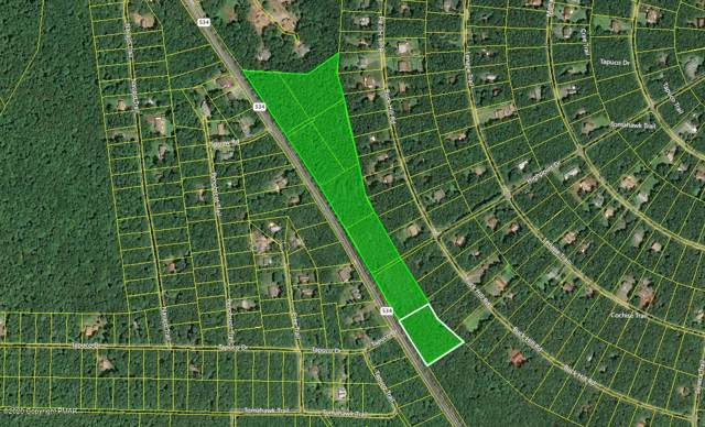 8 Lots State Route 534, Albrightsville, PA 18210 (MLS #PM-75052) :: Keller Williams Real Estate