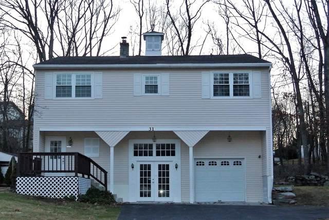 31 Dancing Ridge Rd, East Stroudsburg, PA 18302 (MLS #PM-75078) :: Keller Williams Real Estate