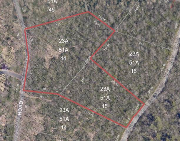 Lot A44 Rhododendron Rd, Albrightsville, PA 12864 (#PM-75128) :: Jason Freeby Group at Keller Williams Real Estate