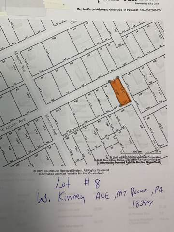 Lot 8 W Kinney Ave, Mount Pocono, PA 18344 (MLS #PM-75345) :: Kelly Realty Group