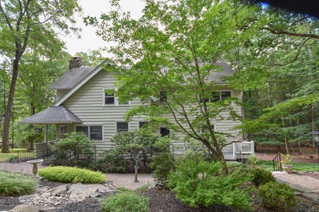 3161 Ledge Dr, Buck Hill Falls, PA 18323 (MLS #PM-75380) :: Kelly Realty Group