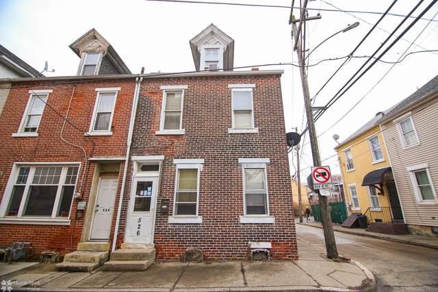 526 Oak St, Allentown, PA 18102 (MLS #PM-75478) :: Keller Williams Real Estate