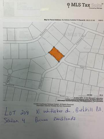 Lot 208 N.Whittaker, Bushkill, PA 18324 (MLS #PM-75849) :: RE/MAX of the Poconos