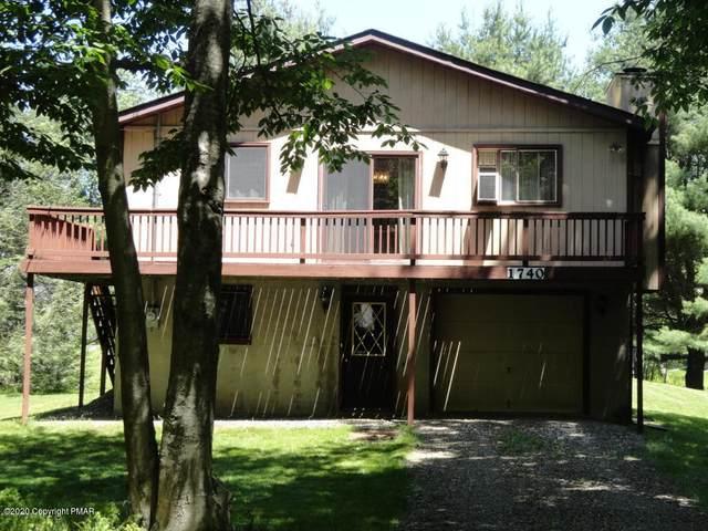 1740 Gordon Ln, Tobyhanna, PA 18466 (#PM-75878) :: Jason Freeby Group at Keller Williams Real Estate