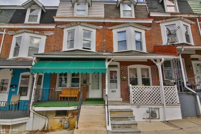 857 N 8Th St, Allentown, PA 18102 (MLS #PM-76532) :: RE/MAX of the Poconos