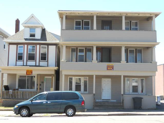 438 W Broad St, Hazleton, PA 18201 (MLS #PM-76971) :: RE/MAX of the Poconos