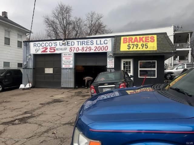 531 Hazle St, Wilkes Barre, PA 18702 (MLS #PM-76995) :: RE/MAX of the Poconos