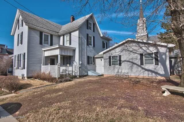 504 North St, Jim Thorpe, PA 18229 (MLS #PM-77174) :: Keller Williams Real Estate