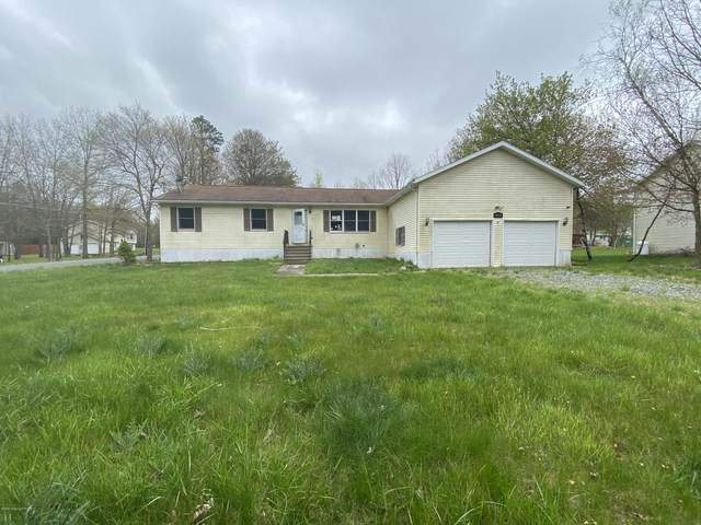 416 Mountain Rd, Albrightsville, PA 18210 (MLS #PM-77438) :: Keller Williams Real Estate