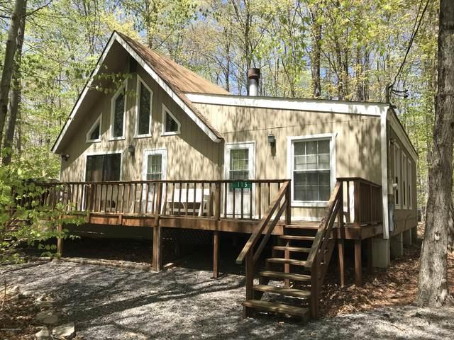 115 Chitimacha Dr, Pocono Lake, PA 18347 (MLS #PM-77539) :: Keller Williams Real Estate