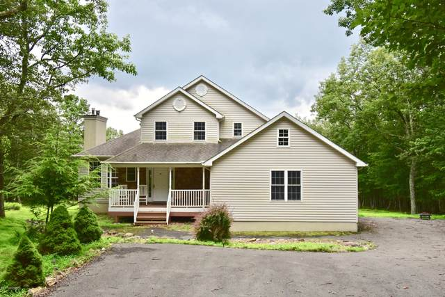 9 Winding Way, Albrightsville, PA 18210 (MLS #PM-77805) :: RE/MAX of the Poconos