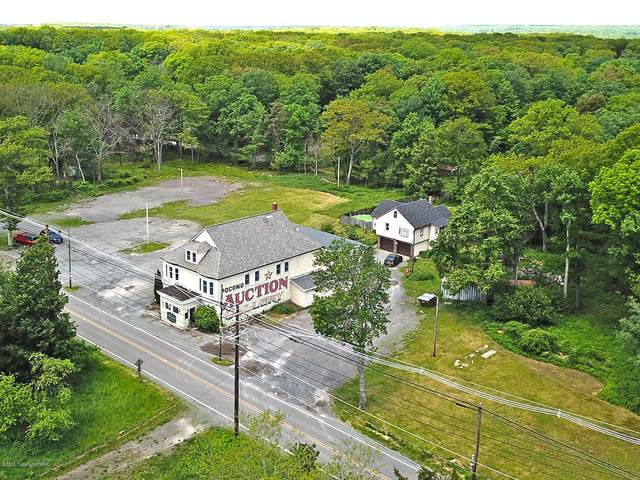 210 Summit Ave, Pocono Summit, PA 18346 (MLS #PM-78110) :: RE/MAX of the Poconos