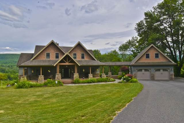 6100 Cherry Valley Road, Stroudsburg, PA 18360 (MLS #PM-78701) :: RE/MAX of the Poconos