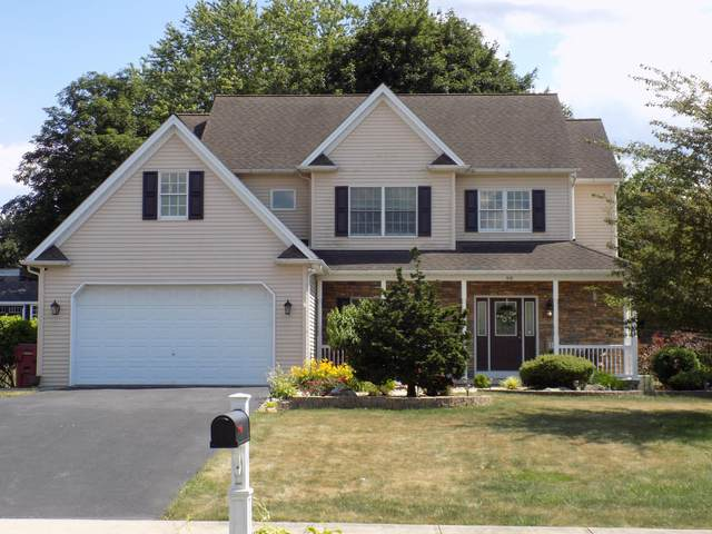 816 Old Mill Rd, Easton, PA 18040 (MLS #PM-78709) :: RE/MAX of the Poconos