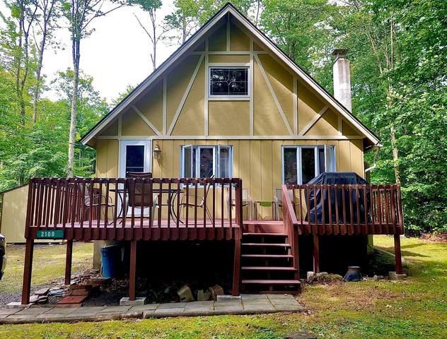 2100 Lehigh Dr, Pocono Lake, PA 18347 (MLS #PM-78719) :: Keller Williams Real Estate