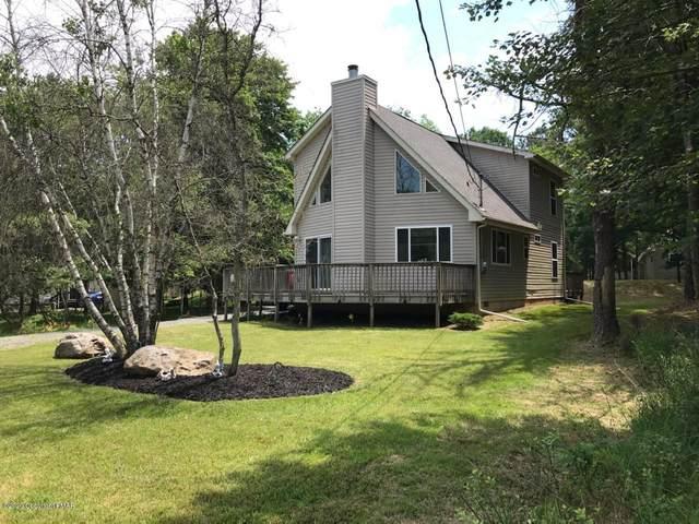174 Teddyuscung Trl, Albrightsville, PA 18210 (MLS #PM-78838) :: Keller Williams Real Estate
