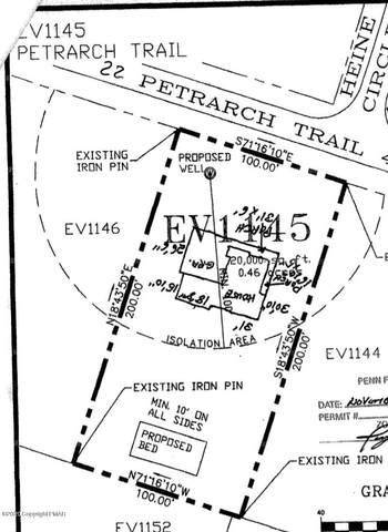 Lot EV1145 Petrarch Trl, Albrightsville, PA 18210 (MLS #PM-78919) :: RE/MAX of the Poconos