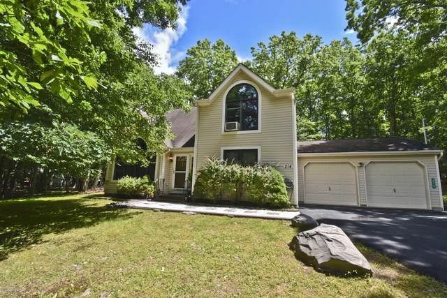 214 Leland Terrace, East Stroudsburg, PA 18301 (MLS #PM-78946) :: RE/MAX of the Poconos