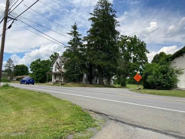 T 433 Silver Valley Rd/T 433 Rd, Saylorsburg, PA 18353 (MLS #PM-79006) :: Keller Williams Real Estate