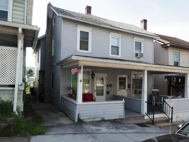 314 1st St, Weatherly, PA 18255 (MLS #PM-80454) :: Kelly Realty Group