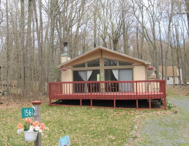 1561 Lake Ln, Pocono Lake, PA 18347 (MLS #PM-80801) :: Kelly Realty Group