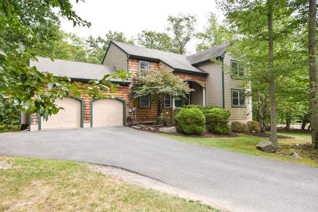 306 Creekside Ct, Buck Hill Falls, PA 18323 (MLS #PM-80814) :: Kelly Realty Group