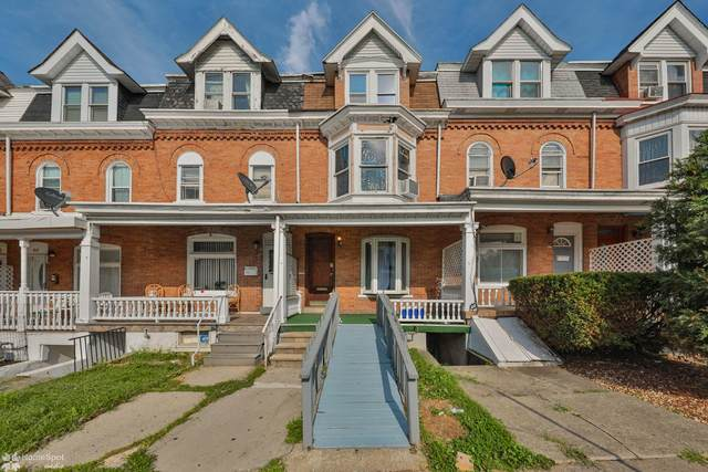 819 N 5Th St, Allentown, PA 18102 (MLS #PM-81058) :: RE/MAX of the Poconos