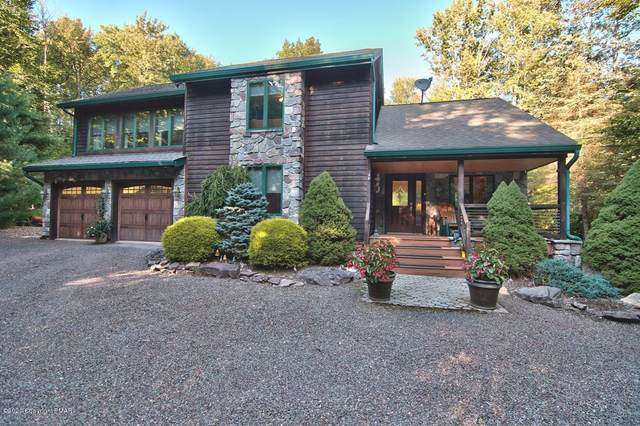 1111 Bear Track Trail, Pocono Pines, PA 18350 (MLS #PM-81478) :: Kelly Realty Group