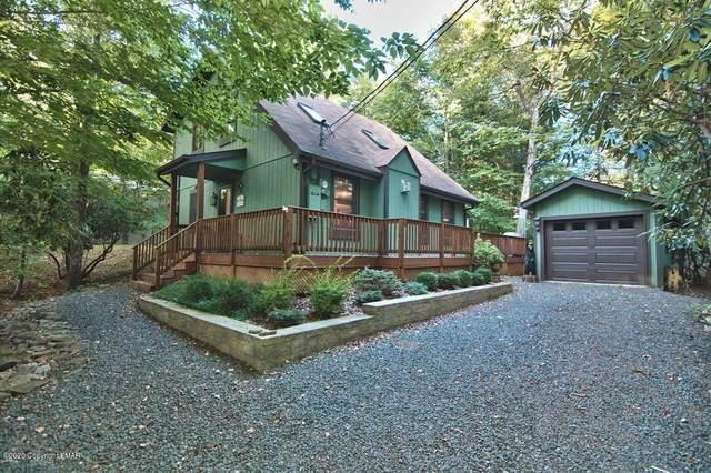 1110 Cedar Knoll Way, Pocono Pines, PA 18350 (MLS #PM-81516) :: Kelly Realty Group