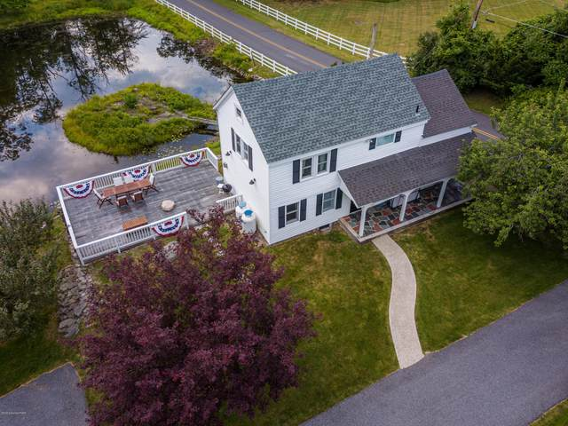 128 Kings Pond Rd, East Stroudsburg, PA 18301 (MLS #PM-81593) :: RE/MAX of the Poconos