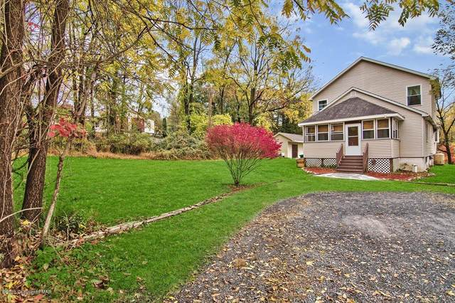 5614 Franklin Hill Rd, East Stroudsburg, PA 18301 (MLS #PM-82261) :: Keller Williams Real Estate