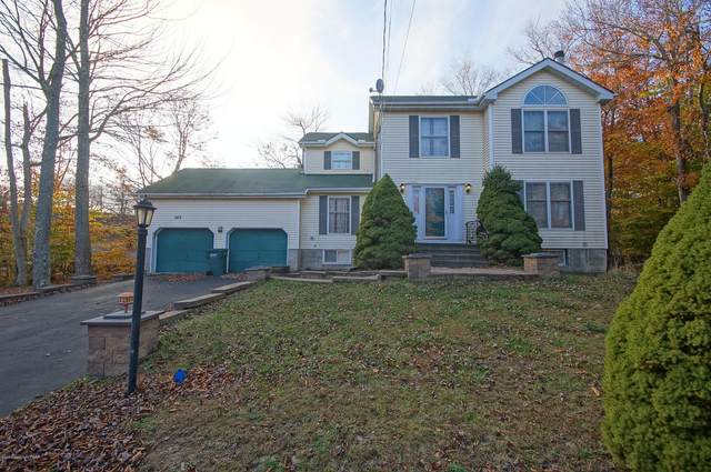 9204 Westwood Dr, Tobyhanna, PA 18466 (MLS #PM-82497) :: Kelly Realty Group