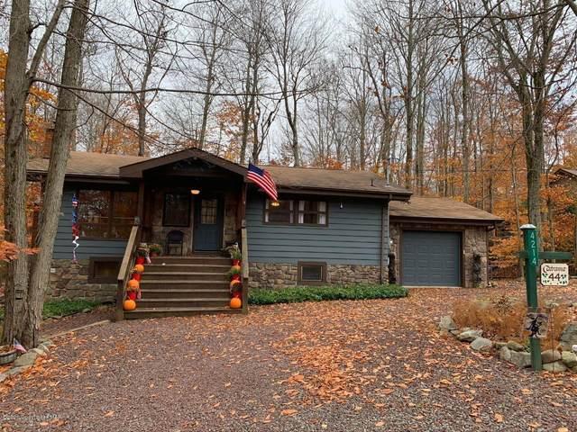4214 Hemlock Trail, Pocono Pines, PA 18350 (MLS #PM-82535) :: Kelly Realty Group