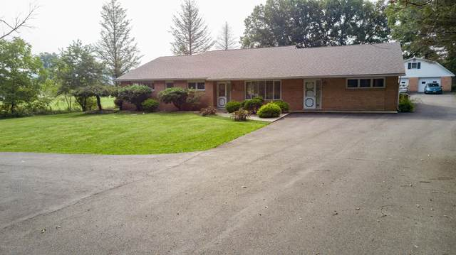 296 Fredericks Grove Rd, Lehighton, PA 18235 (MLS #PM-82589) :: Kelly Realty Group