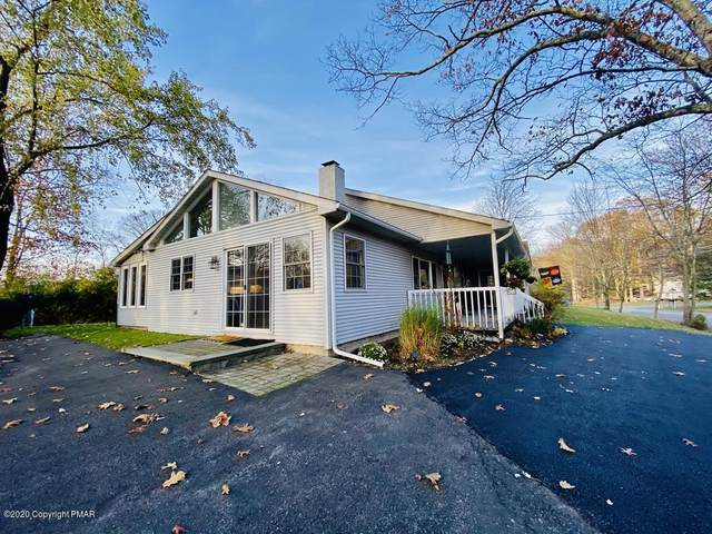 196 Evergreen Dr, Bushkill, PA 18324 (MLS #PM-82947) :: Kelly Realty Group