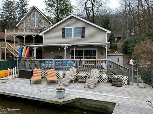 34 South Lake Dr, Lake Harmony, PA 18624 (MLS #PM-83417) :: Keller Williams Real Estate